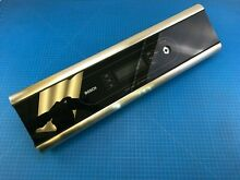 Genuine Bosch Range Oven Touchpad Control Panel 00686208 686208 144499 2001134