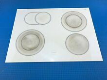 Genuine KitchenAid Electric Oven Main Cooktop Glass 9759748BB 9759983BB