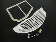 Whirlpool Dryer Lint Screen Grille w Sensors W11086603  W10692558 3387223 set 3
