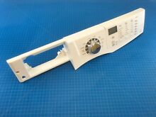 Genuine Frigidaire Washer Control Panel Assembly 137501810 137501710 137260860