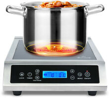 Duxtop LCD P961LS Professional Portable Induction Cooktop Commercial Range
