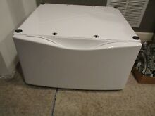 Whirlpool Maytag WHP1500 27x27x15 Laundry Pedestal with Storage Drawer MHP1500