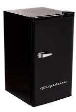 New Black 3 2 Cu  Ft  Retro Mini Fridge Compact Refrigerator Dorm Office Freezer
