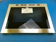 Genuine Samsung Range Gas Oven Door Outer Panel Assembly DG94 00947A DG64 00471A