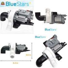 Ultra Durable W10536347 Washer Drain Pump  Part By Blue Stars  Exact Fit For Whi