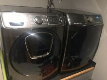 Samsung Front Load Washer And Gas Dryer