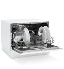 Best Choice Products Small Spaces Kitchen Countertop Portable Dishwasher with 6