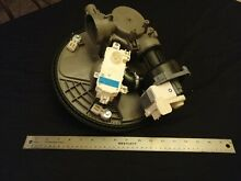 W11087376 WHIRLPOOL DISHWASHER PUMP AND MOTOR  NEW PART