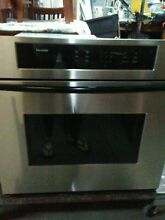 Thermador stainless steel built in 30  self cleaning convection oven