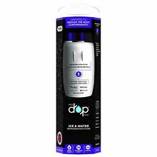 Whirlpool EveryDrop Water Filter 1  EDR1RXD1  100  GENUINE WATER FILTER   USA