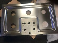 Frigidaire 318279462 Cooktop Main Top  Stainless