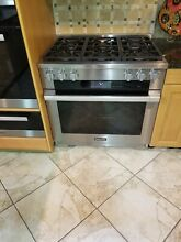 Miele HR1934DF 36 Inch Dual Fuel Ranges