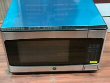 GE  JES1145SHSS 1 1 Cu  Ft  Mid Size Microwave   Stainless steel READ