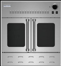 Blue Star BWO30AGS 30  Gas Wall Oven with French Doors