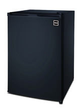 New Black 4 5 Cu Ft Mini Fridge Compact Refrigerator Office Dorm Cooler Freezer