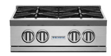 Blue Star RGTNB244BV2 24  Stainless Steel Gas Rangetop