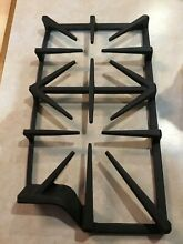 Kenmore Gas Cooktop Replacement Burner Grate  Right    part  5304500309