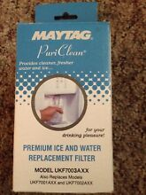 MAYTAG PuriClean Premium Ice   Water Replacement Refrigerator Filter UKF7001AXX
