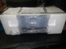 JOY MANGANO CLOSE DRIER PORTABLE CLOTHES DRYER COLOR LIGHTBLUE NEW OPEN BOX ITEM