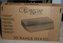 Rangaire 30  Under Cabinet Range Hood Model H520 Black