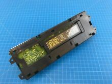 Genuine GE Electric Built In Oven Control Board w Clock WB27T10399 WB27T10800