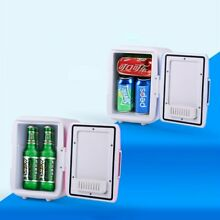 Outdoor Car Mini Small Refrigerator Car Home Dual Use Portable Refrigerator B5