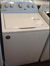 New Open Box Whirlpool  High Efficiency Top Load Washer White WTW5000DW
