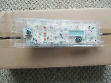 GE oven control panel WB27K10143