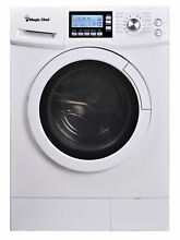 Magic Chef MCSCWD20W3 2 0 Cu Ft 24  Combo Washer Dryer Ventless 115 Volts White