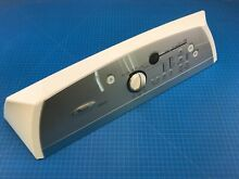 Genuine Whirlpool Dryer Control Panel Assembly W10110325 8563974 WP8563974