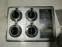 Vintage GE burner control working conditions  WB21X240