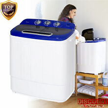 Washer Combo Dryer Compact Mini Portable Electric Washing Machine Washer New