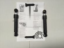3 x Bosch Serie 4 Washing Machine Shock Absorber Suspension Leg WAK24160AU 02