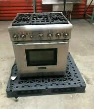 THERMADOR 30  PRG305PH GAS RANGE 5 BURNERS 341