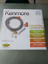 Brand New Sealed Package Kenmore Natural Gas Conversion Kit 71 20162 free ship