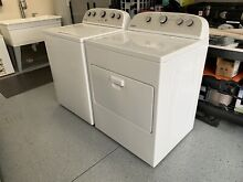 Whirlpool 2019 Washer  Wtw5000dw2  And Dryer  Wed5000dw2    New