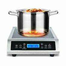 Duxtop LCD P961LS Professional Portable Induction Cooktop Commercial Range Co