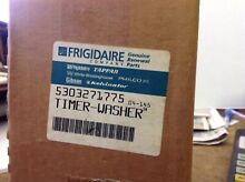 NEW IKenmore 5303271775 Laundry Center Timer for WASHER DRYER combo  Bx258