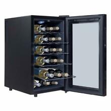 6 12 18 Bottles Thermoelectric Wine Cooler