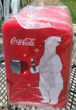Coca Cola Retro Personal Fridge   NIB