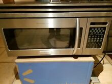 Used Frigidaire Professional Microwave PLMVZ169GCC for parts only