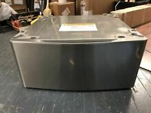 LG WDP5V 29  Graphite Steel Laundry Pedestal w Drawer LOCAL PICKUP  1