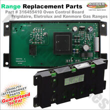316455410 Frigidaire  Eletrolux and Kenmore Oven Control Board For Gas Ranges