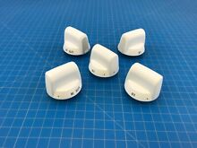 Genuine Kenmore Range Oven Surface Burner Knob 316553700 Set of 5