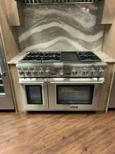 Thermador 48 Inch Pro Style Gas Range PRG486JDG