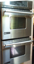 Jenn Air 27   Pro Style  Electric Dual Convection Wall Oven