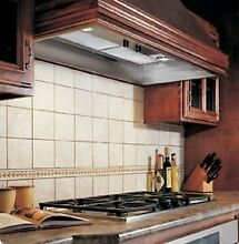 Kitchen Exhaust Over Range Stove Vent Hood and Liner Stainless Steel