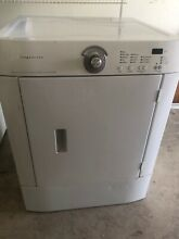 Electric washer and dryer used