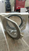 Whirlpool Duet Washer Door with Frame Complete   Model   GHW9150PW1