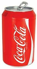 Coca Cola Koolatron CC12 Can Shaped 12 Can Capacity Fridge  Red